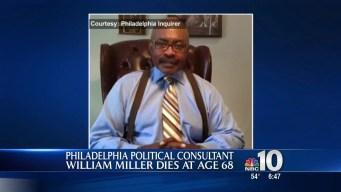 Philadelphia Political Consultant Dies