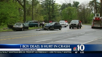 Child Dies Along Dangerous Philly Curve