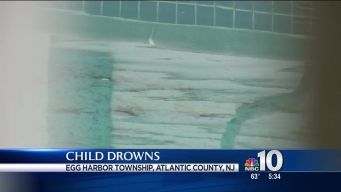 Boy Drowns in Atlantic County Swimming Pool