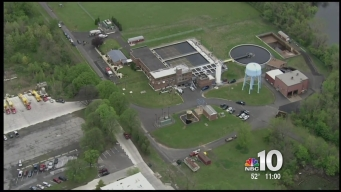 Chemical Spill at Bucks County Treatment Plant
