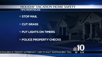 Tips to Keep Your Home Secure While You're Gone