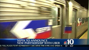 SEPTA Partners with Uber to Increase Rail Access