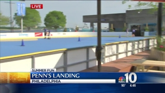 Blue Cross RiverRink Gets Ready for SummerFest
