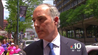 Sen. Casey Takes Stand at Fattah Trial