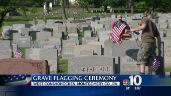 Memorials Held for Fallen Soldiers Across the Region