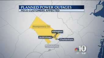 Planned PECO Outages Could Be in Your Area