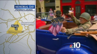 Memorial Day Events Across the Region Honor the Fallen