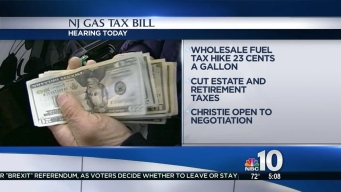 New Jersey to Hike Gas Taxes?