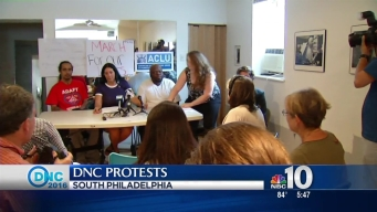 ACLU Sues City Over DNC Protest Permit