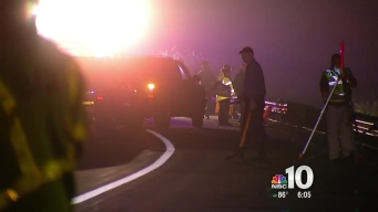 Two Dead After Garden State Parkway Crash