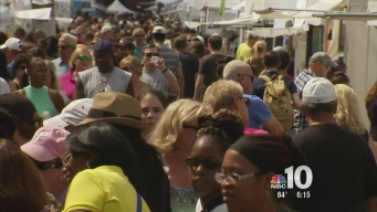 27th Annual Manayunk Arts Festival Kicks Off