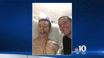 Folcroft Officer Recovering One Day After Shooting