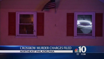 Man Accused of Killing Wife With Crossbow