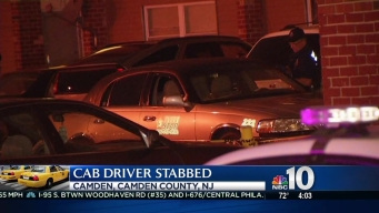 Passenger Stabs, Robs Cabdriver in South Jersey