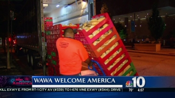 Free Hoagies at Wawa Welcome America! Hoagie Day