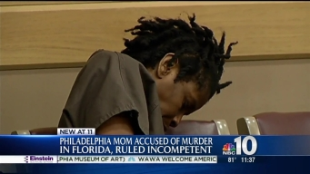 Judge Rules Philadelphia Mom Accused of Killing Kids Incompetent