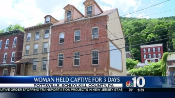 Woman Held Captive for Three Days in Schuylkill County