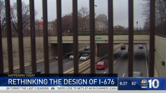 Possible New Look Above Vine Street Expressway