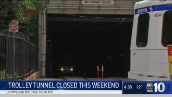 Trolley Tunnel to Close for Maintenance