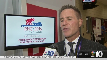 RNC Delegates Give Opinions for DNC in Philly