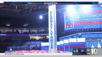 Wells Fargo Center Transforms for the DNC