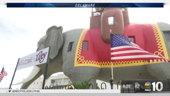 Lucy The Elephant Turns 135