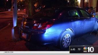 Driver Flees Scene of Crash on Roosevelt Boulevard