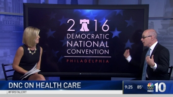 Jefferson Hospital CEO Talks Health and the DNC