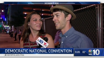 DNC Delegate Parties Begin in Philadelphia