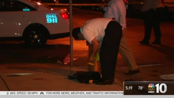 Triple Shooting in South Philadelphia Leaves Carjacking Suspect Hurt