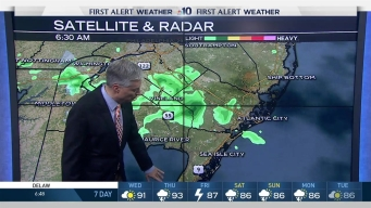 NBC10 First Alert Weather: Another Steamy Day