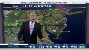 NBC10 First Alert Weather: Severe Weather Warnings