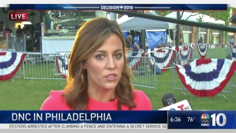 Hallie Jackson Comes Home for DNC