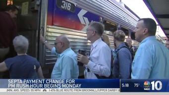 SEPTA Riders Must Pay Before Riding Regional Rail
