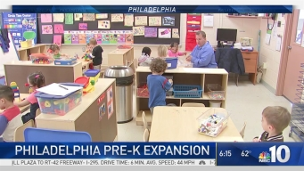 Philly Pre-K Expansion