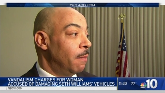 Woman Accused of Vandalizing Vehicles at Home of Philadelphia District Attorney