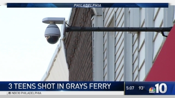 Three Teens Shot in Grays Ferry