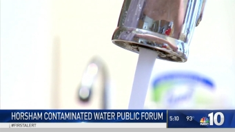 Contaminated Water Public Forum in Horsham