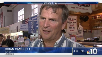 Why This Voter Is 'Leaning Toward' Trump