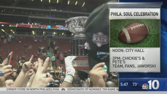 Philadelphia Soul Celebrate Title