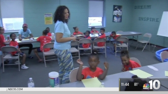 Science, Technology Camp Preps Kids for School Year