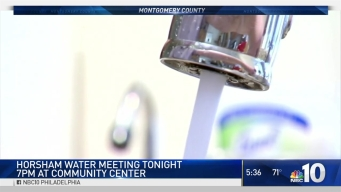 Horsham Council Meets Again on Contaminated Water