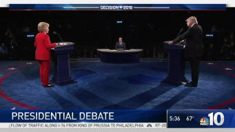Philadelphians React to First Presidential Debate