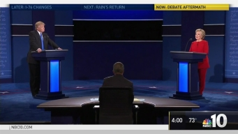 Candidates Respond to Monday's Debate