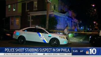 Police Shoot Suspect After Stabbing Rampage
