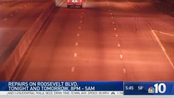Roosevelt Blvd. Repairs Could Slow Your Ride