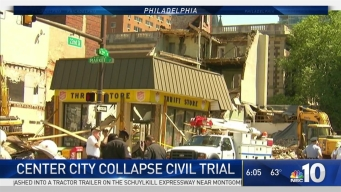 Market Street Collapse Architect Testifies
