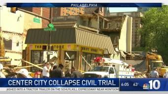 Market Street Collapse Architect Testifies