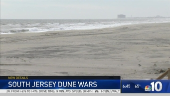 Jersey Shore Homeowners File Suits to Block Sand Dune Project