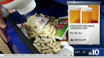 Get Rid of Unused Pills on Prescription Drug Take Back Day